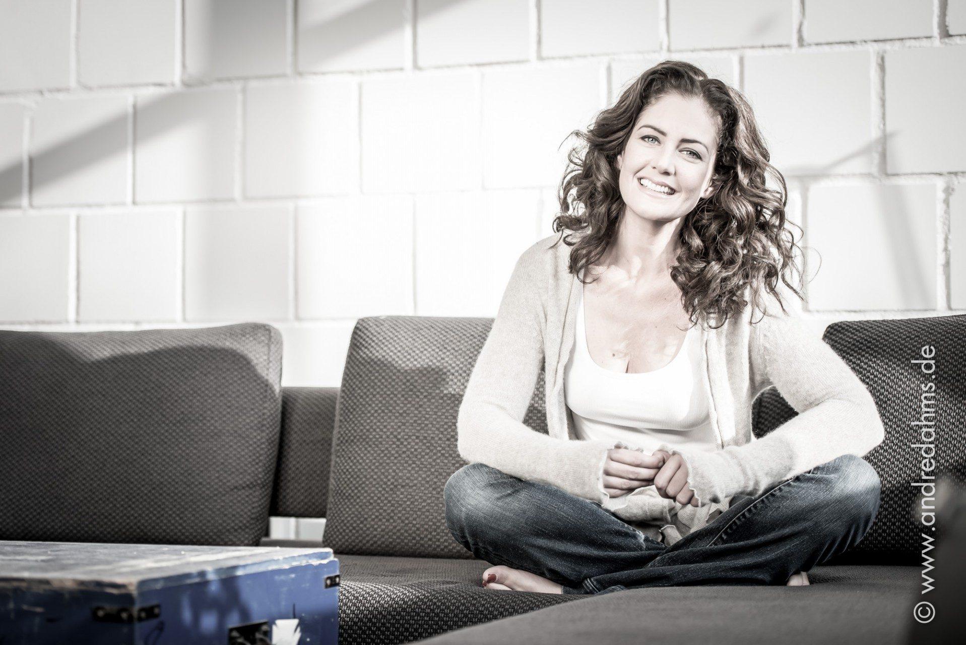 Yvonne Burbach - Foto: André Dahms
